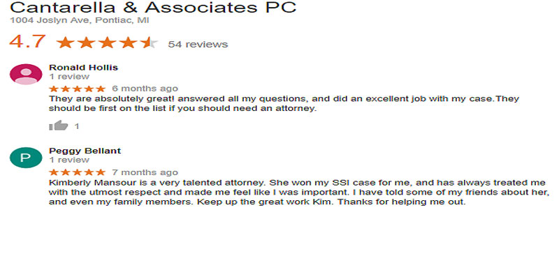Our clients have said some great things about us!